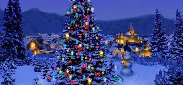 Natale sulla neve!